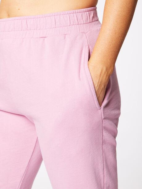 Boyfriend Sweatpant Desert Pink, Pink, large image number 1