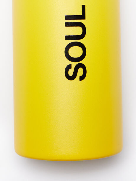 SoulCycle Water Bottle Yellow, Yellow, large image number 2