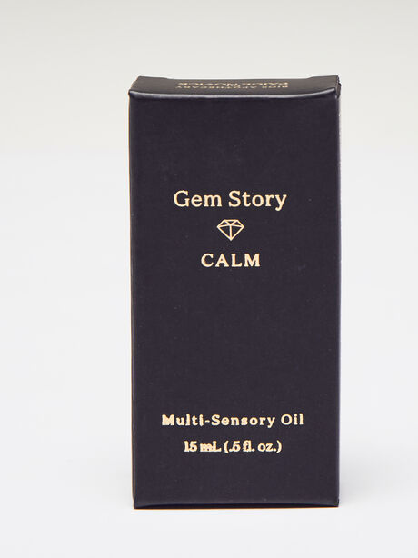 Calm Gem Story Oil 15ml, Green, large image number 1