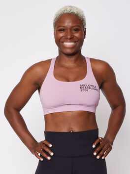 Energy Bra Pink Taupe, Pink Taupe, large