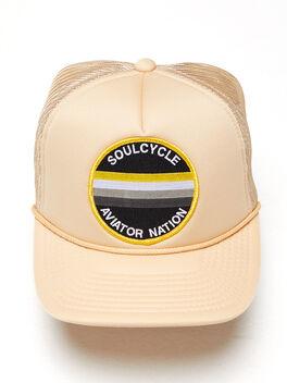 Trucker Hat Khaki, Khaki, large