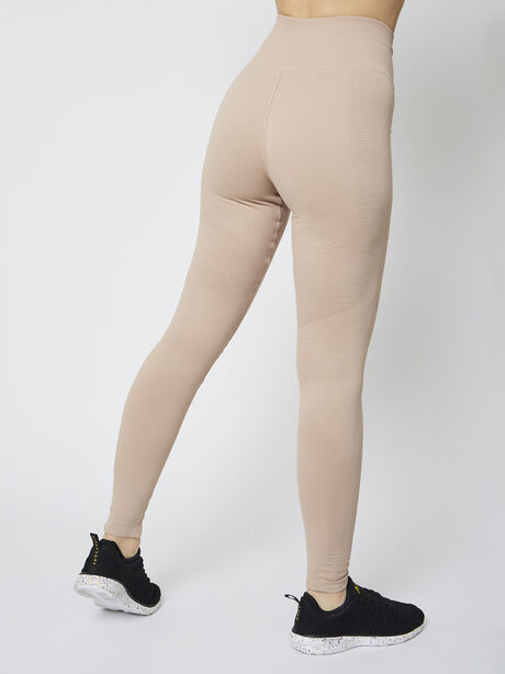 One By One Legging Peachy Sand, Peach, large image number 1