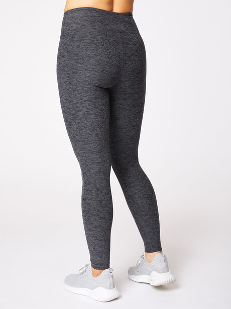 Yoga Legging Charcoal, Charcoal, large image number 3