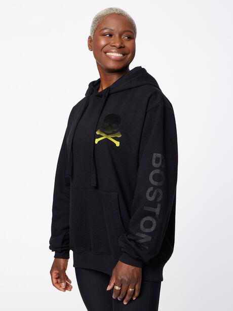 Boston Kingsley Hoodie Black, Black, large image number 0
