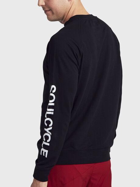 Pride Sweatshirt, Black, large image number 2