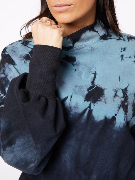 Dakota Pullover Balboa Blue/Onyx, Black/Blue, large image number 1