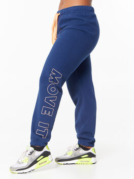 The Bender Ankle Sweatpant Insignia Blue, Blue, large