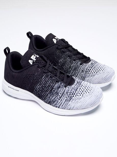 Techloom Pro Men's Sneaker, Black/Heather Grey, large image number 0