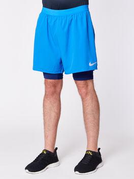 Nike Flex Stride 2-in-1, Signal Blue, large