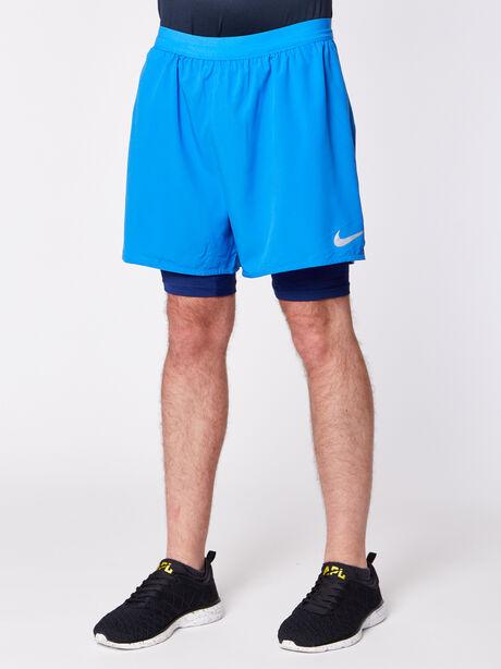 Nike Flex Stride 2-in-1, Signal Blue, large image number 0