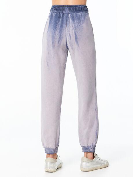 Oversized Brooklyn Sweatpant Navy Mix, Navy, large image number 3
