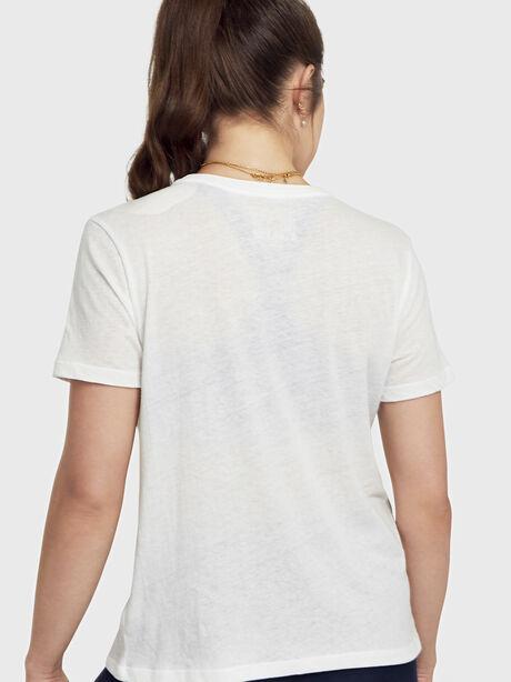 Rec T-shirt, White, large image number 2