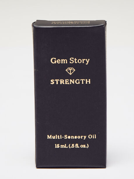 Strength Gem Story Oil 15ml, Black, large image number 1