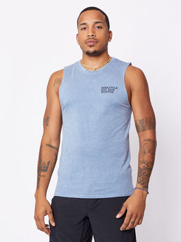 Blue All Souls Regions Tank, , large