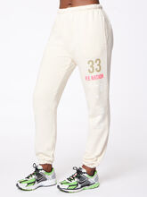 Triple Double Sweatpant Off-White, Off White, large
