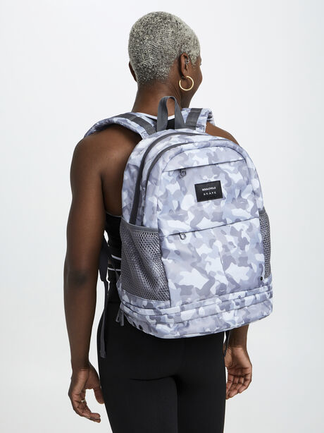 Exclusive Lennox Backpack, Camo, large image number 0