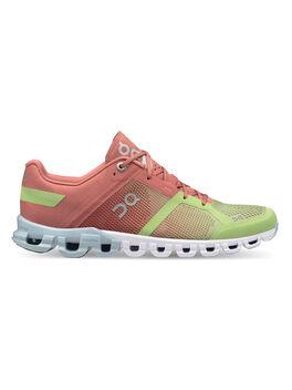 Cloudflow Guava Women's Sneaker, Green Ombre, large
