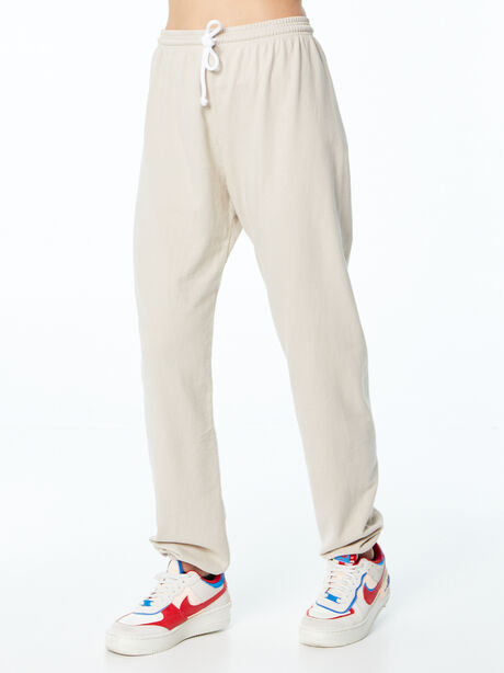 All Studio Sweatpant Off-White, Off White, large image number 0