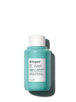 B. Well Organic + Australian 100% Tea Tree Skin & Scalp Oil, Clear, large