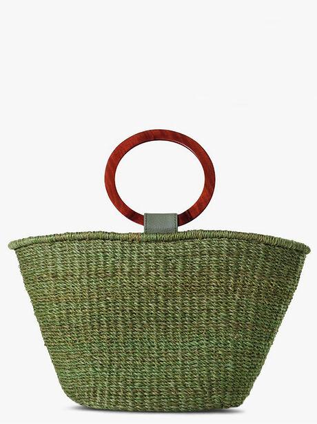 Imani Bag, Olive, large image number 0