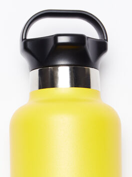 SoulCycle Water Bottle Yellow, Yellow, large
