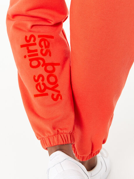Loose Fit Jogger Vaiant Poppy, Poppy, large image number 3