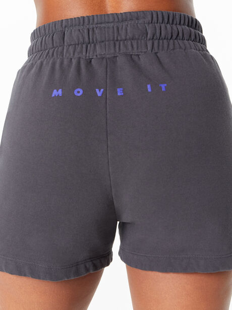 The Knock Out Short Short Faded Black, Faded Black, large image number 1