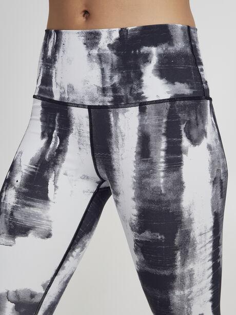 Luna Legging, Black/White, large image number 1