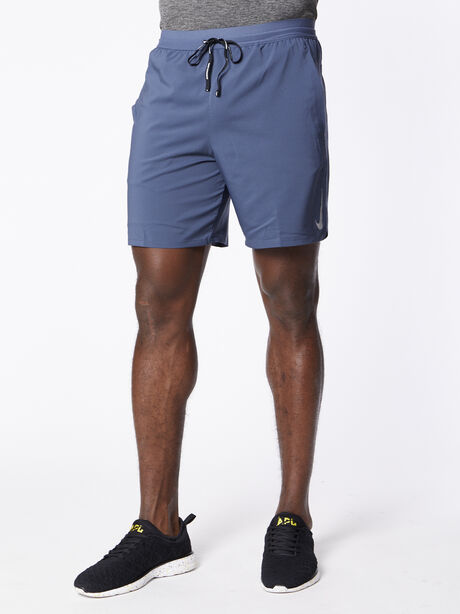 "Dri-Fit Flex Stride 7"" Short, Monsoon Blue/Armory Blue/Refle, large image number 0"
