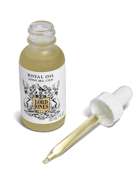 Royal Oil 1000 Mg Hemp-Derived CBD, White, large image number 1