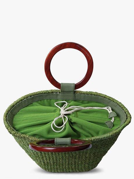 Imani Bag, Olive, large image number 1