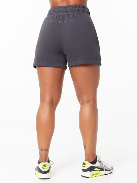 The Knock Out Short Short Faded Black, Faded Black, large image number 3
