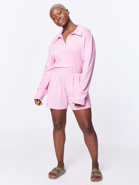 Saturday Short Pink, Pink, large image number 2