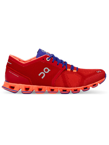Cloud X Red/Flash Women's Sneaker, Red, large image number 0