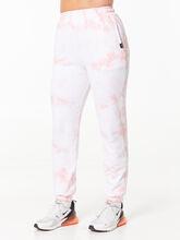 Sunday Sweat Jogger Rose Cloud, White/Pink, large