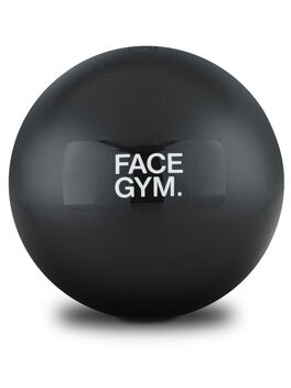 Face Ball, Black, large