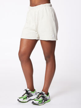 Zee Sweat Short Tan, Tan, large
