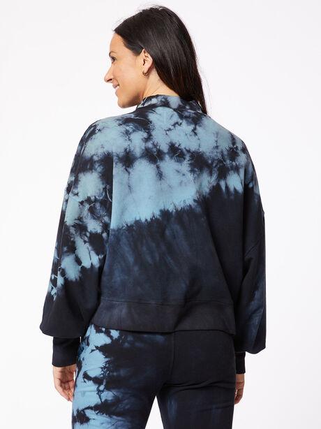 Dakota Pullover Balboa Blue/Onyx, Black/Blue, large image number 2