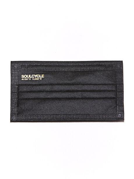 evolvetogether™  7- pack disposable black mask, Black, large image number 2