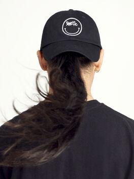 Curtis Kulig Black Love Me Hat, Black, large