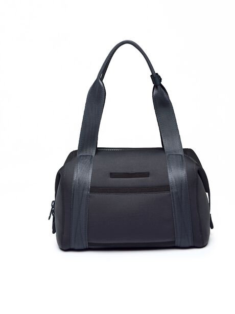 EXCL LANDON TOTE, Ebony, large image number 3
