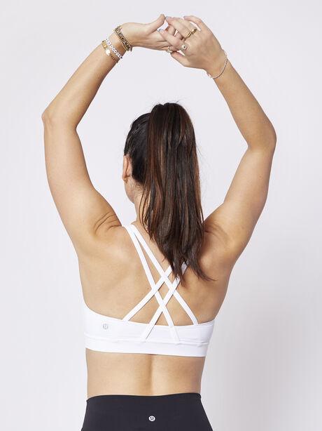 Energy Bra White, White, large image number 3