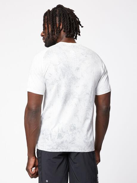 Metal Vent Tech Short Sleeve, White/White/Light Cast, large image number 1