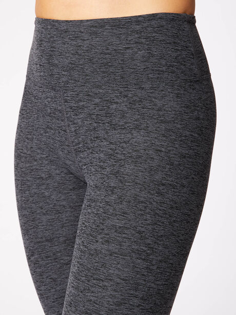 Yoga Legging Charcoal, Charcoal, large image number 2
