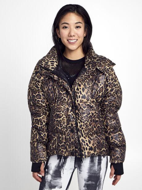 Highland Jacket, Leopard, large image number 1