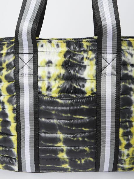 Exclusive Wingman Tie-Dye Tote, Tie Dye/Black, large image number 2