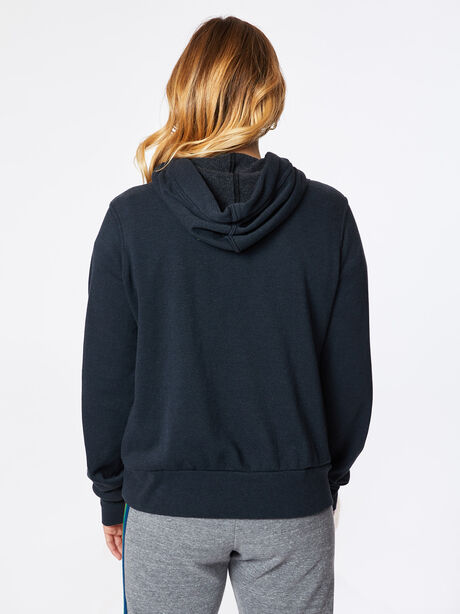 Ninja Pullover Hoodie Charcoal, Charcoal, large image number 3