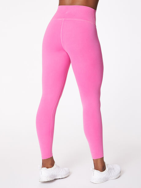 Mineral Wash High-Rise Milestone Legging Carmine Rose, Pink, large image number 2