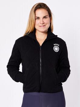 Forever Warm Jacket, Black, large