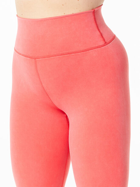 Milestone Mineral Wash Tights Red, Red, large image number 2